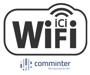 Wifi : Logo Amicale Pompiers Houilles
